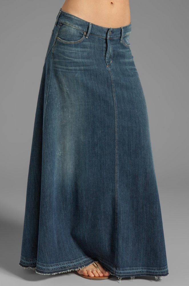 a679609080bd Юбка из старых джинсов своими руками: выкройки с фото