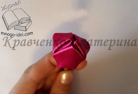 1492613081_image-142 Тюльпаны канзаши из лент - подборка видео мастер-классов