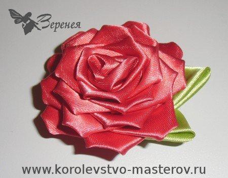 1494616539_rozakanzashi450 Как сделать розу из атласной ленты?