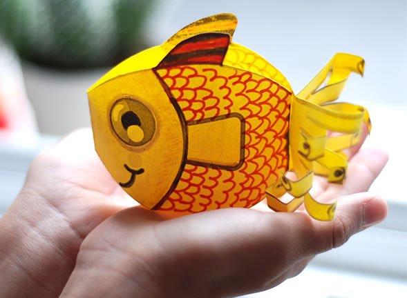 1497433163_zolotaya-rybka-svoimi-rukami Золотая рыбка своими руками: мастер класс с фото