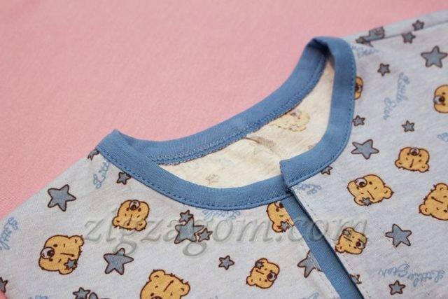 Детская пижама своими руками