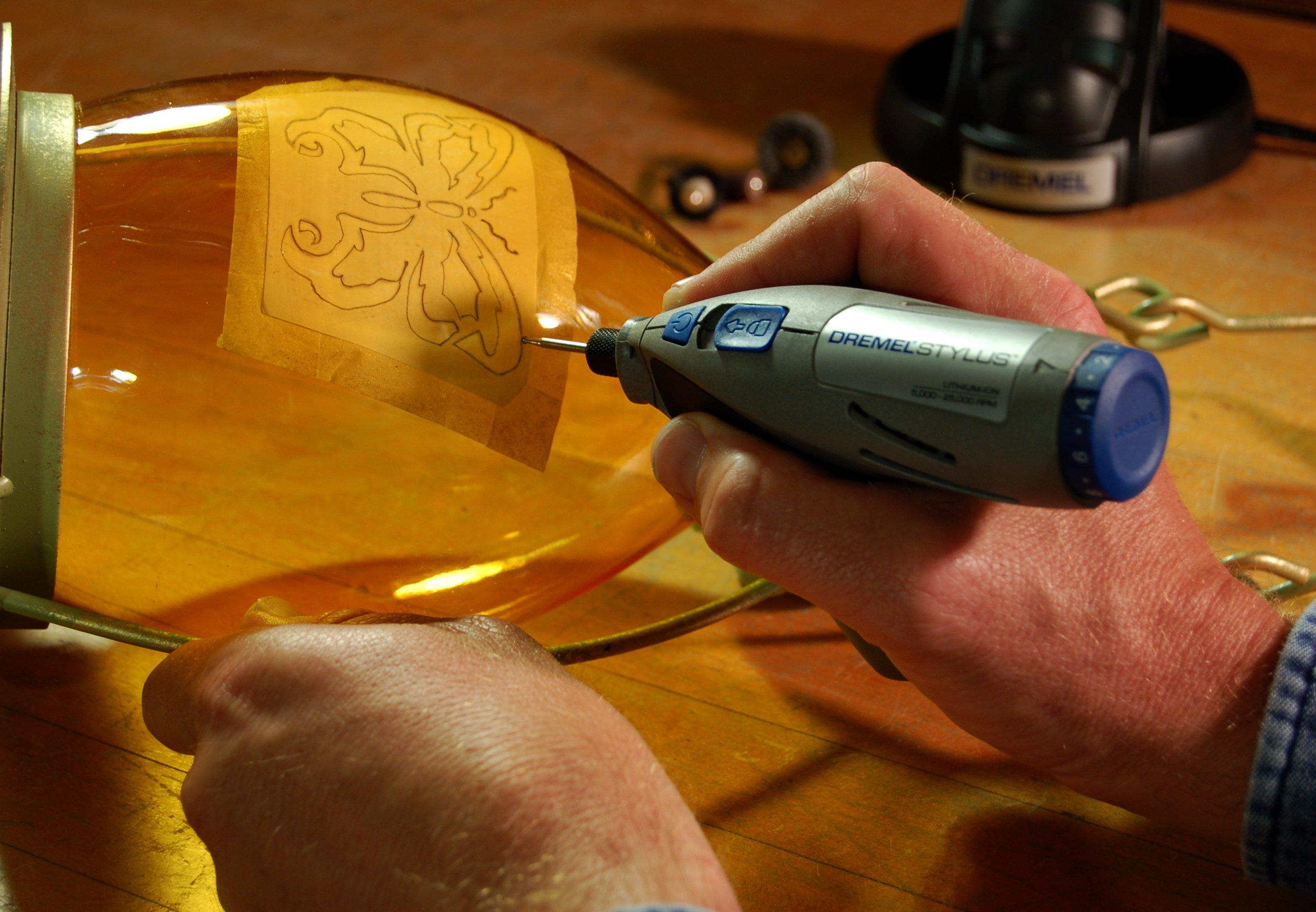 гравер ручной и фотоколлаж как сделать вот