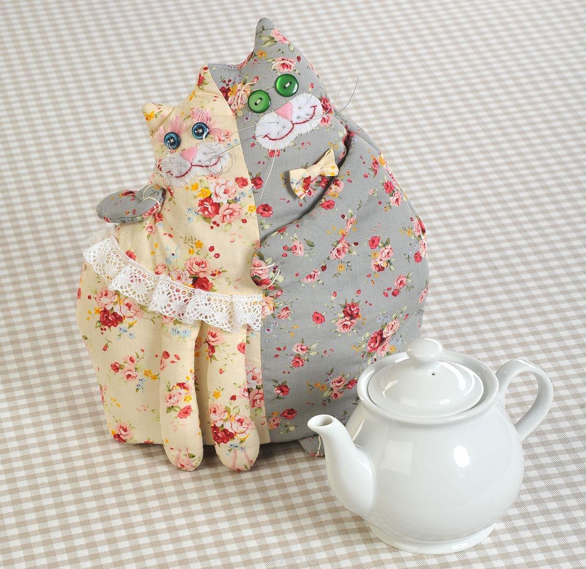 Кукла для чайника своими руками фото 431